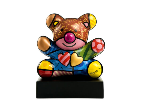 Objet d'art TRULY YOURS (ROMERO BRITTO) goebel the art of lifestyle
