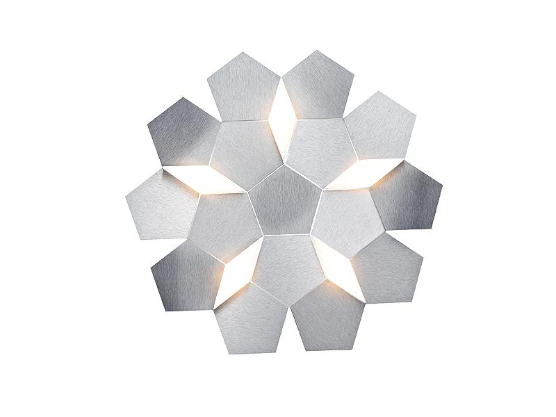 Plafonnier en aluminium KARAT 75 (5 MODULES LED 3400 LM)_75-785-072 grossmann