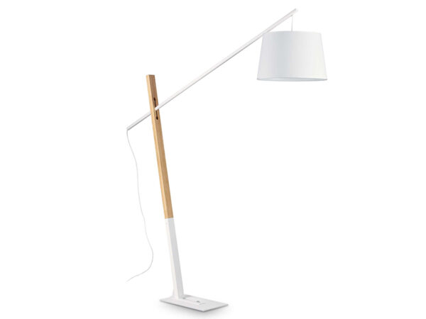 Lampadaire EMINENT BLANC_207582 ideal lux