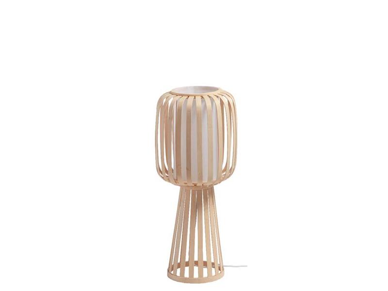 Lampe de sol en bambou naturel CINTIA_5-8028-55-01 mdc essential