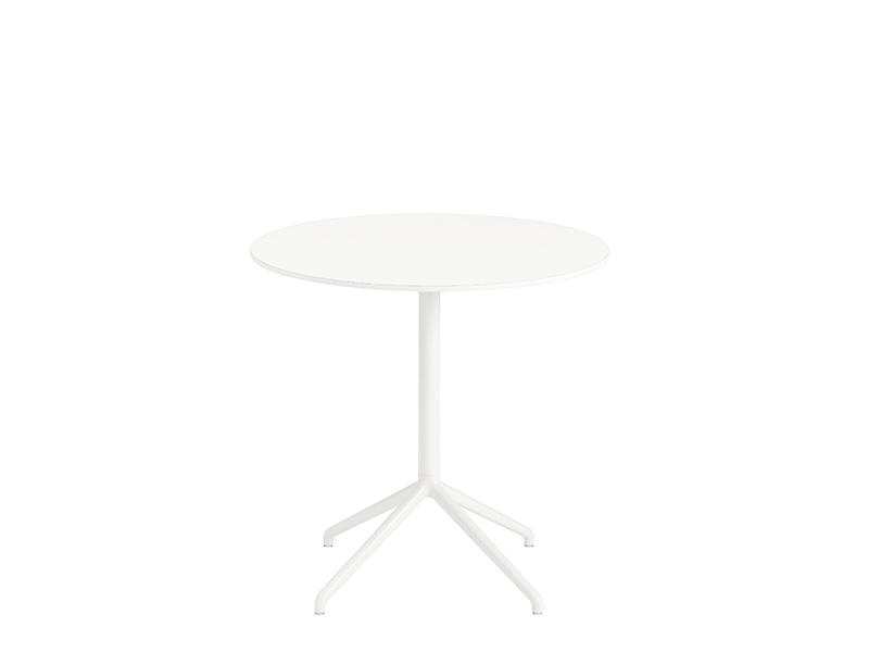 Table de café STILL CAFÉ TABLE BLANC (Ø75 HAUTEUR 73 CM)_65531 muuto