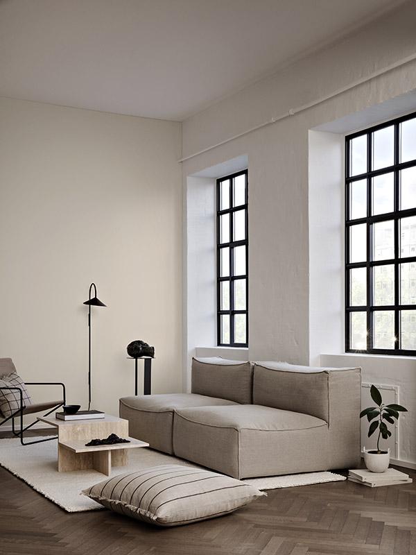 Ambiance table basse en travertin DISTINCT_1005362762 (4) ferm living