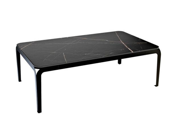Table basse rectangulaire en marbre noir SUMATRA_CT800BM sélection decodeluxe